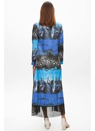 New Laviva Kimono Siyah